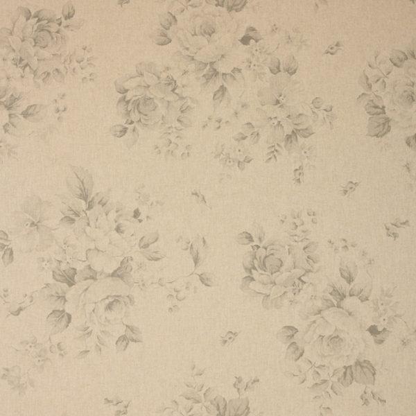 Grande Floral Grey