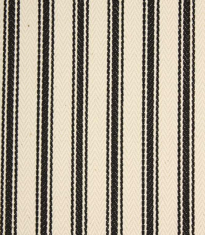 Ticking Stripe - Black