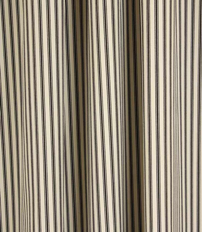 Ticking Stripe - Black 1