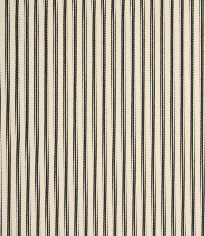 Ticking Stripe - Black 2
