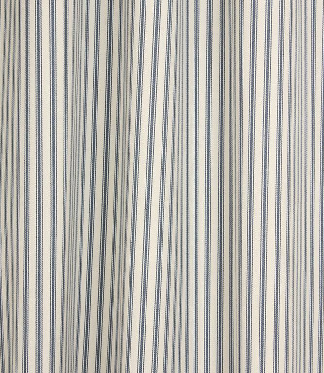 Ticking Stripe - Blue 1