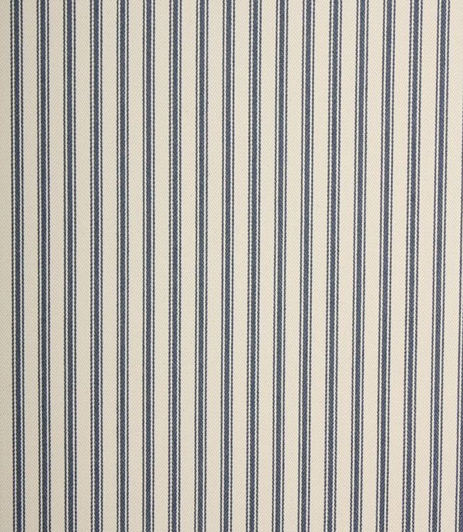 Ticking Stripe - Blue 2