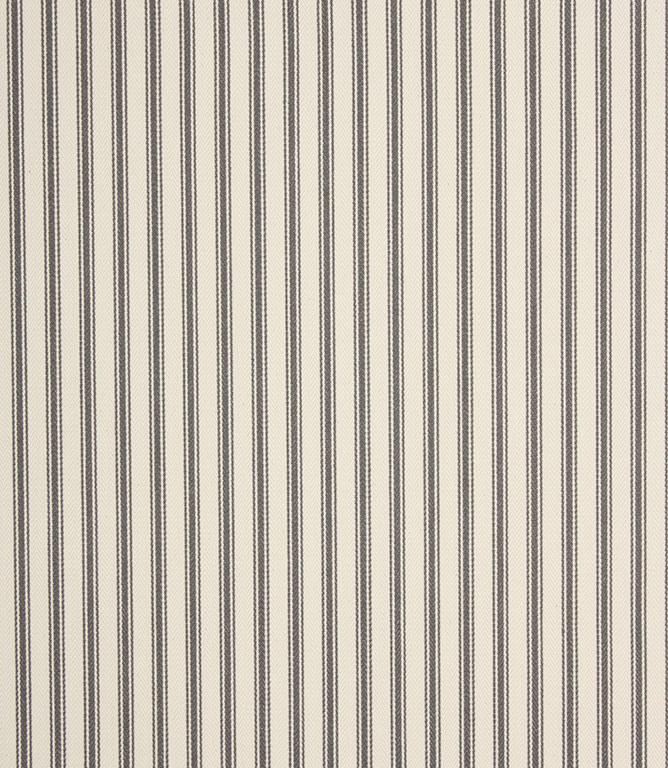 Ticking Stripe - Grey