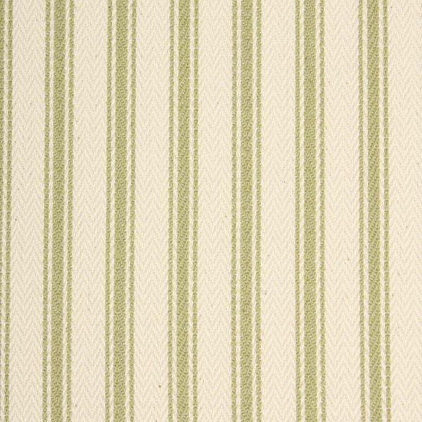 Ticking Stripe - Sage