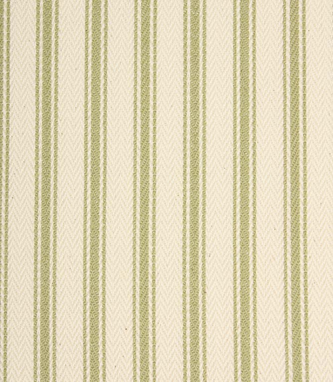 Ticking Stripe - Sage