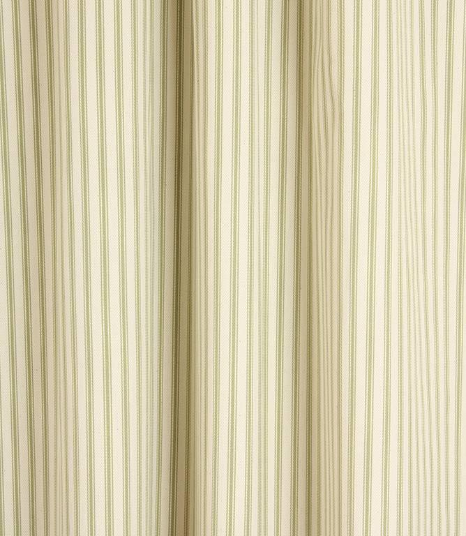 Ticking Stripe - Sage 1