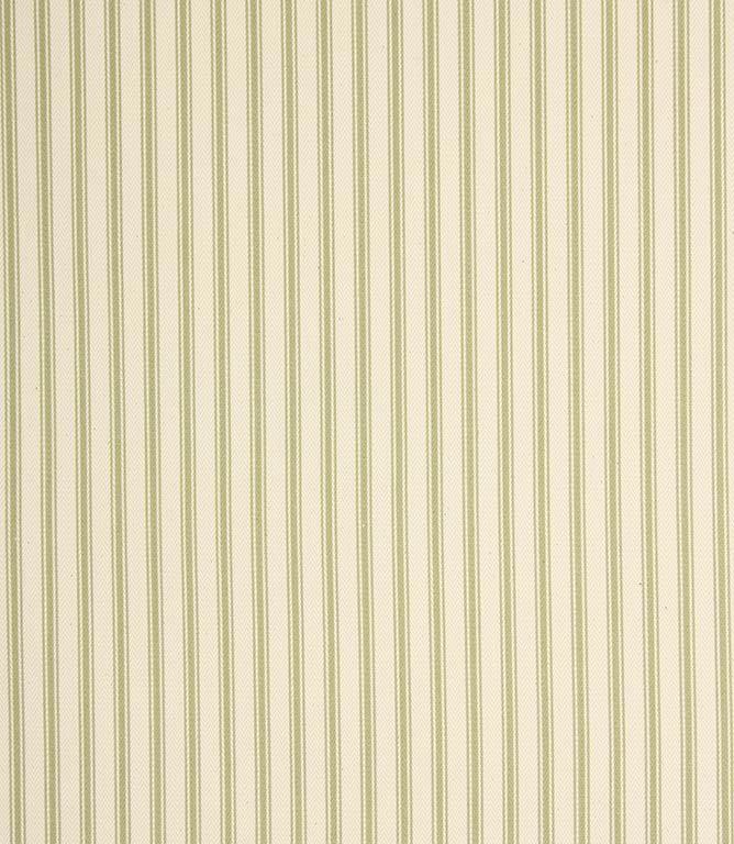 Ticking Stripe - Sage 2
