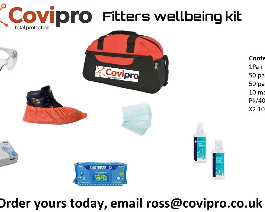 Fitters Wellbeing Kit 1