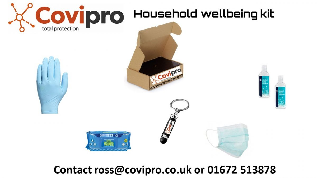 Household Wellbeing Pack