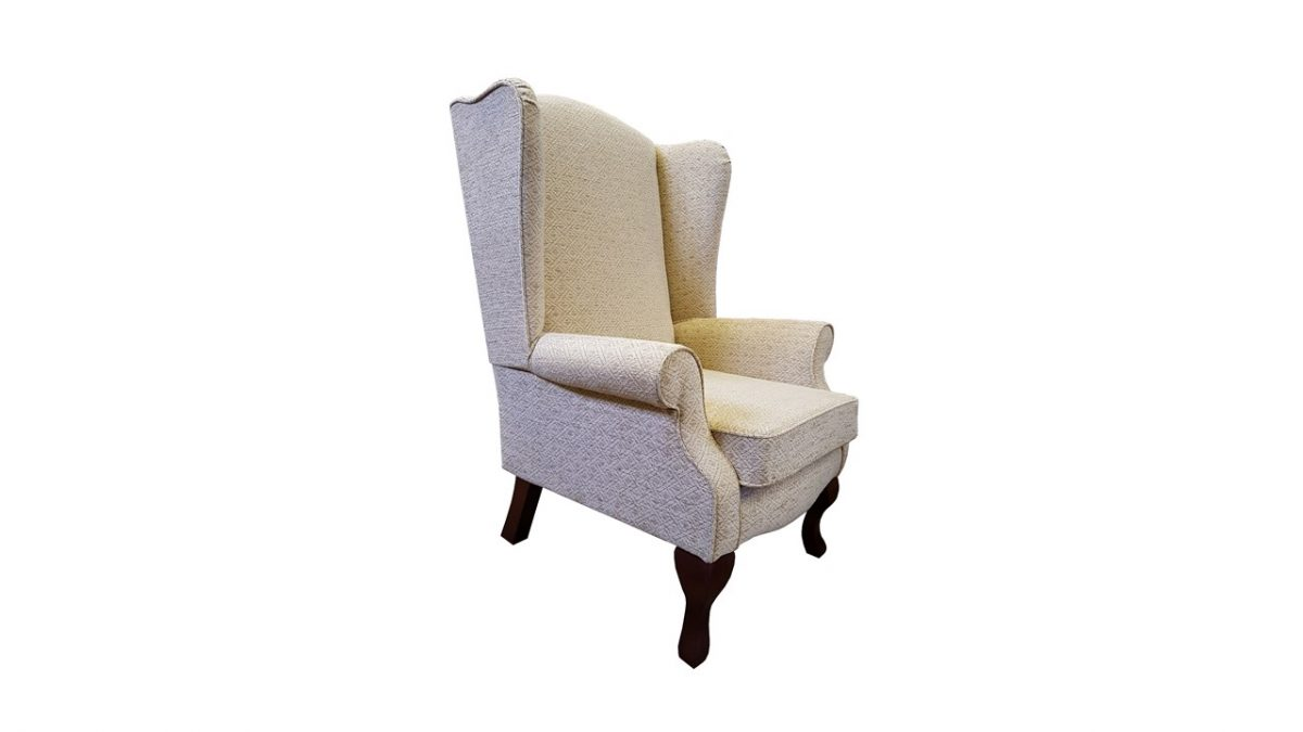 Winged Armchair  Copy 1